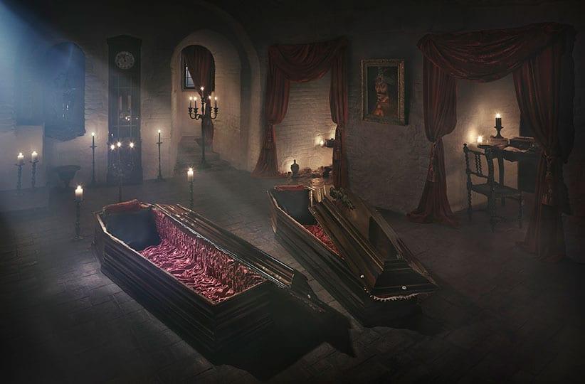 dracula escape room
